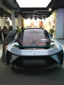 自動運転のコンセプトカー