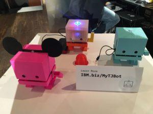 IBM TJ Bot