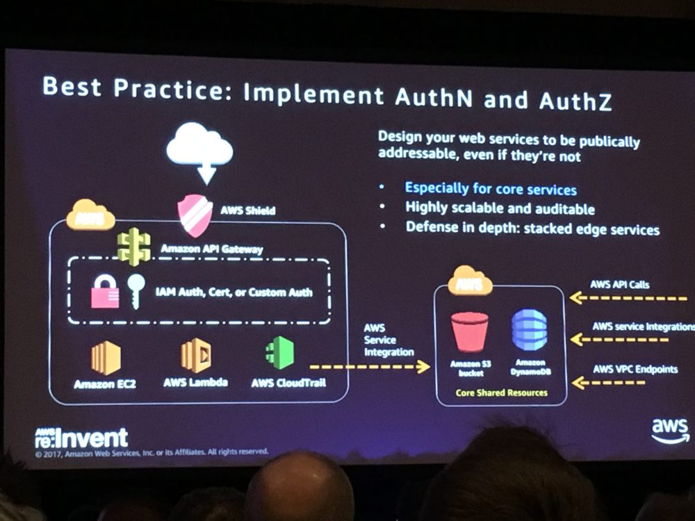 re:Invent2017 Network Design Best