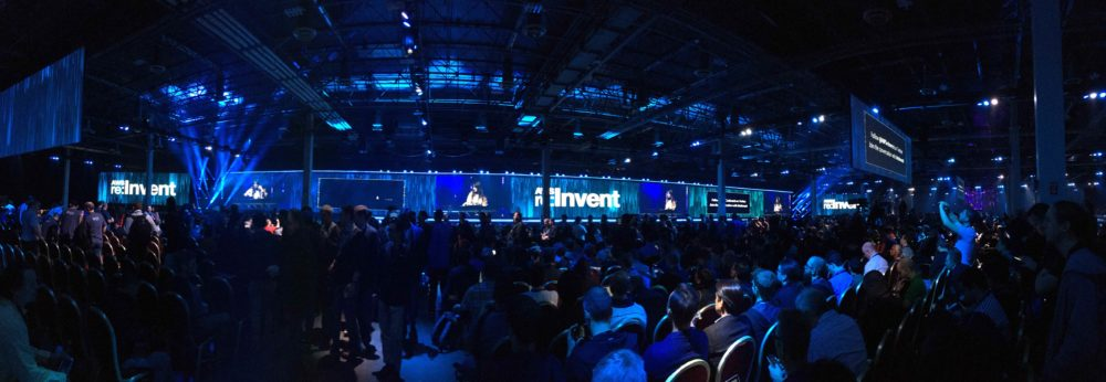 re:Invent2017 keynote 3