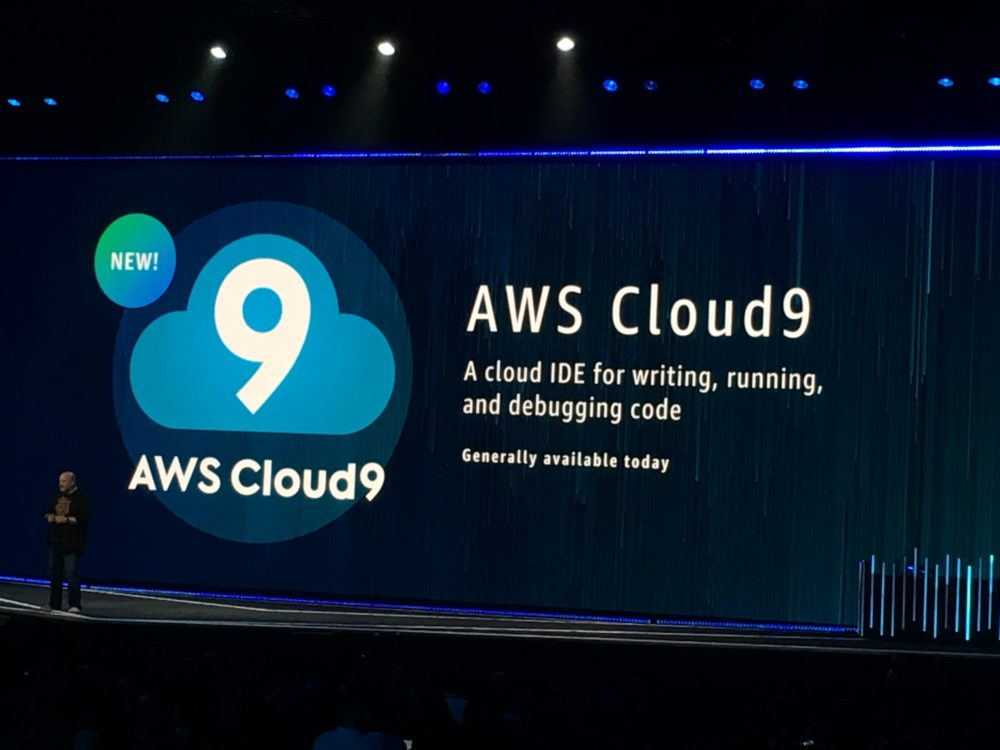 re:Invent AWS Cloud9