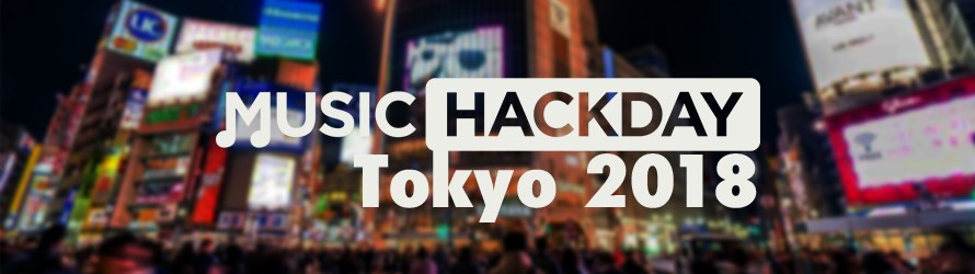 music hack day 2018